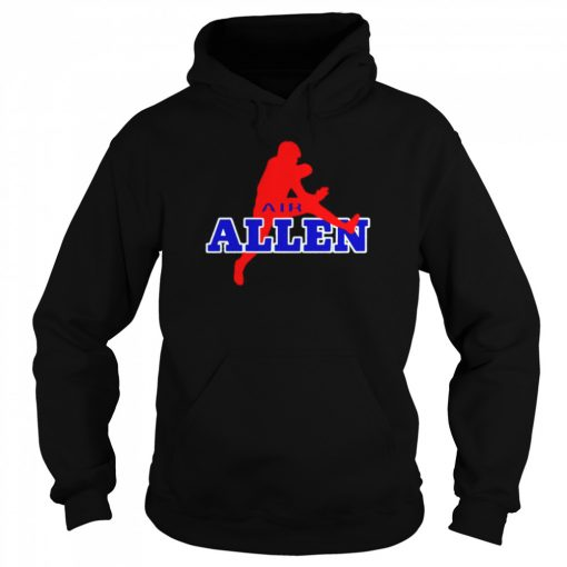 Air Allen Buffalo Bills 2021  Unisex Hoodie