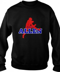 Air Allen Buffalo Bills 2021  Unisex Sweatshirt