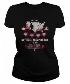 Alabama crimson tide national championship 2021  Classic Women's T-shirt