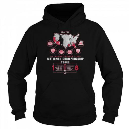 Alabama crimson tide national championship 2021  Unisex Hoodie
