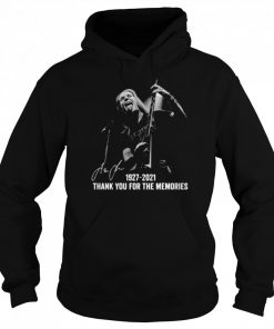 Alexi Laiho 1927 2021 Thank You For The Memories Signatures  Unisex Hoodie