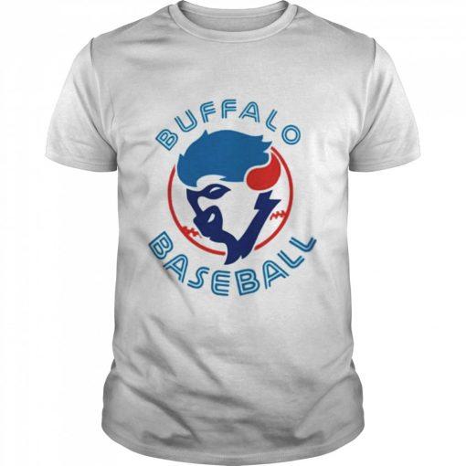 Buffalo baseball 2021 Classic Men's T-shirt