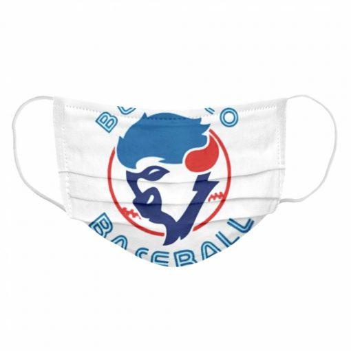 Buffalo baseball 2021 Cloth Face Mask