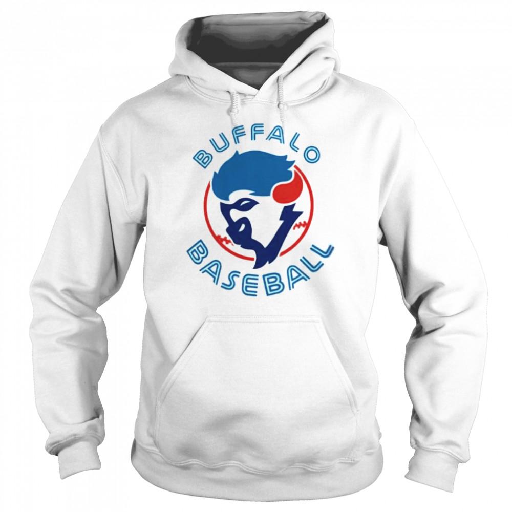 Buffalo baseball 2021 Unisex Hoodie