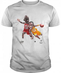Lebra James and Kobe Bryant 2021 Classic Men's T-shirt