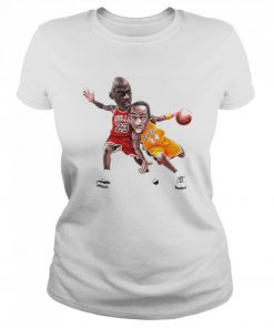 Lebra James and Kobe Bryant 2021 Classic Women's T-shirt