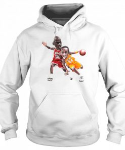 Lebra James and Kobe Bryant 2021 Unisex Hoodie