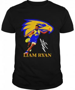 Liam ryan player of team philadelphia eagles football signature  Classic Men's T-shirt