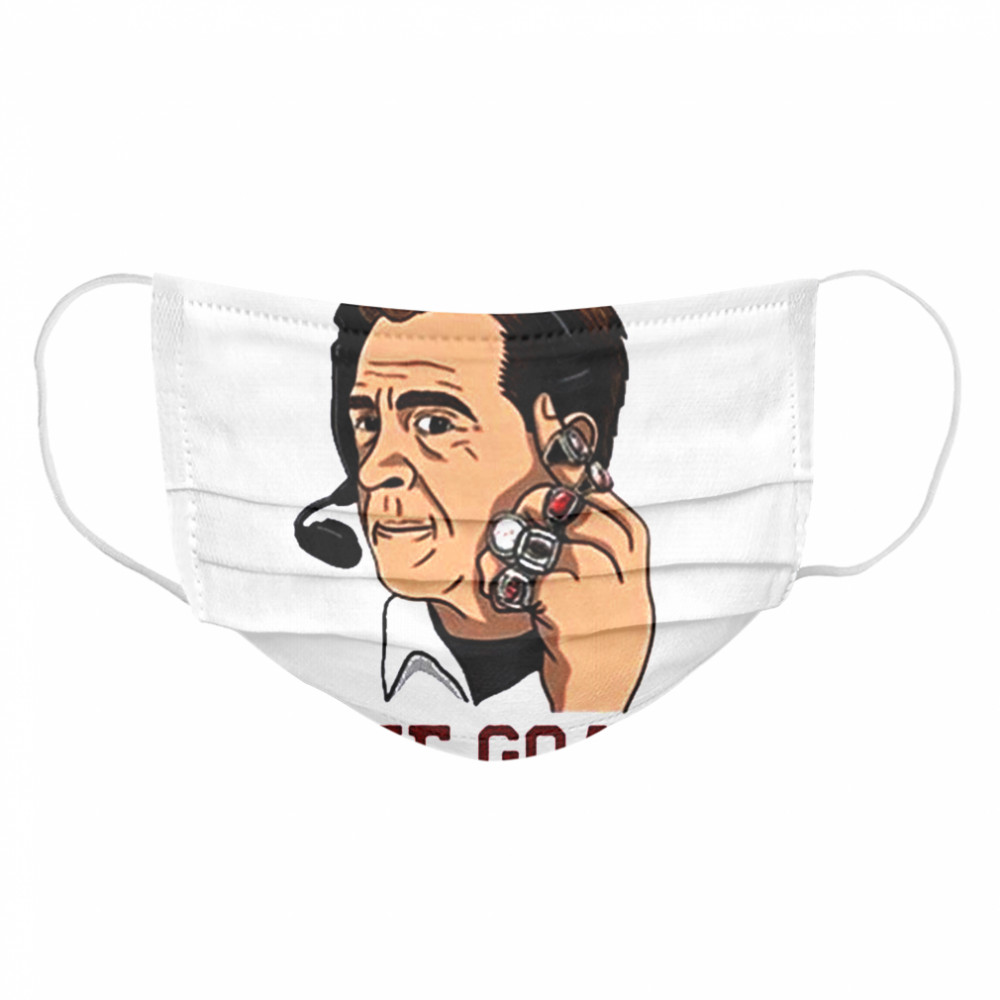 The Goat 2021  Cloth Face Mask