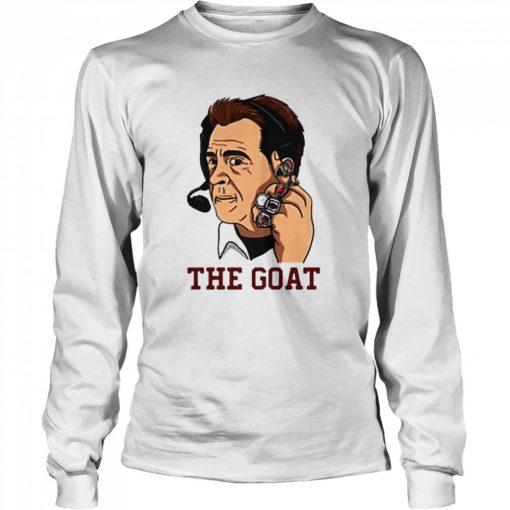 The Goat 2021  Long Sleeved T-shirt