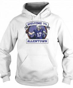 Welcome to Allentown  Unisex Hoodie