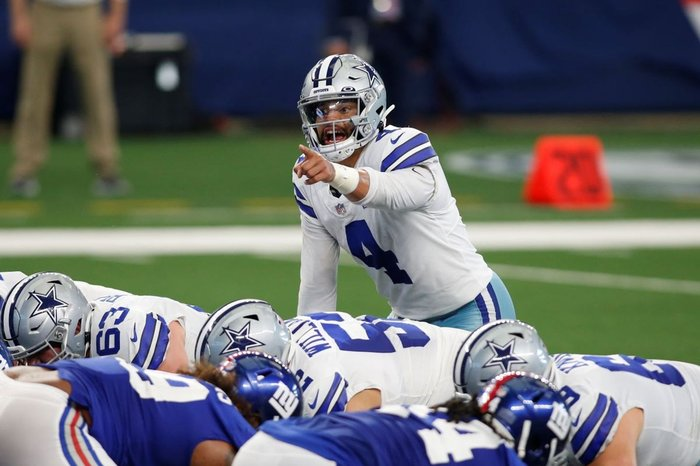 QB Dak Prescott, Dallas Cowboys reach four-year, $160 million deal, source says