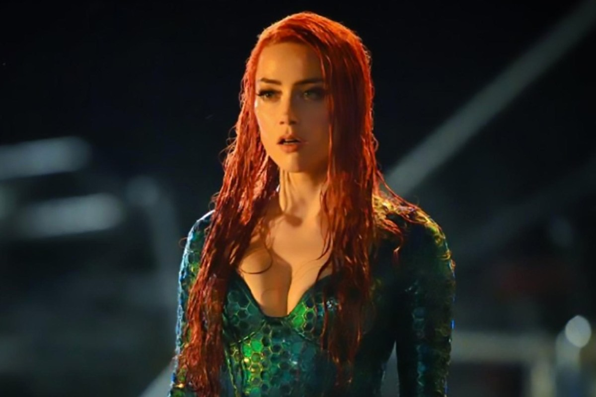 Amber Heard Fired From Aquaman 2 Rumors Debunked