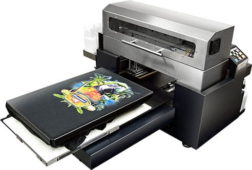 Apparel printing techniques