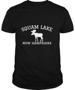 Squam Lake Nh Moose Shirt