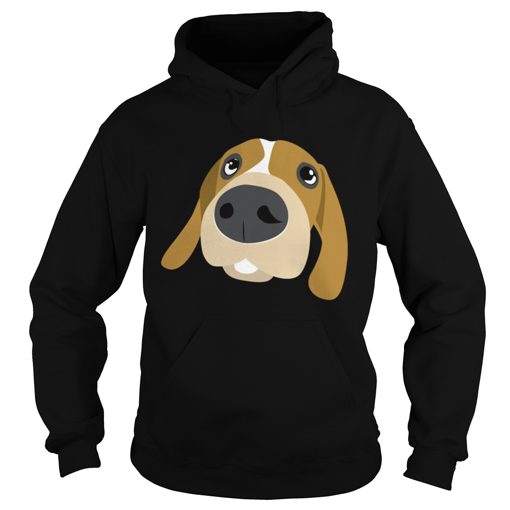 Dog Illustration 4 Shirt Hoodie