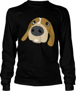 Dog Illustration 4 Shirt Long Sleeve