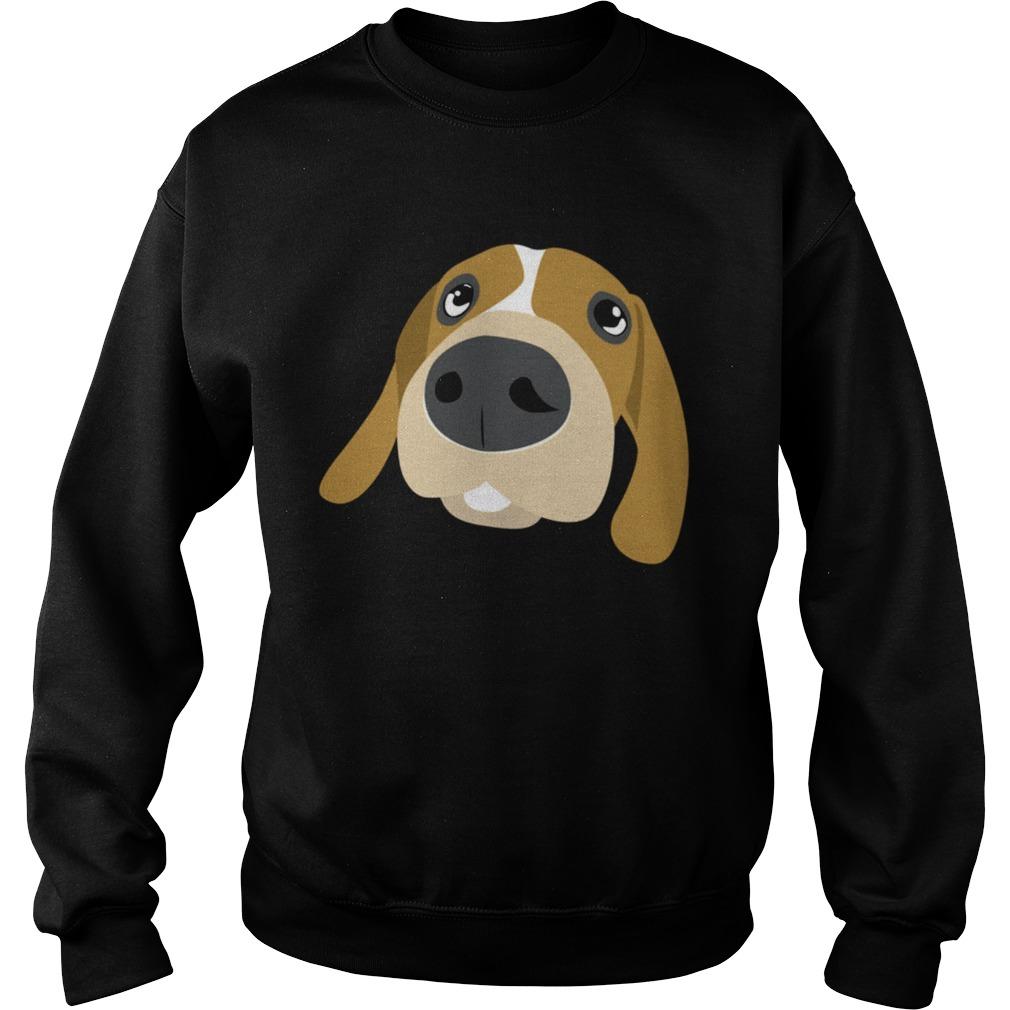 Dog Illustration 4 Shirt Sweatshirt