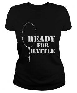 Rosary warrior battle of lepanto rosaries catholic  Classic Ladies