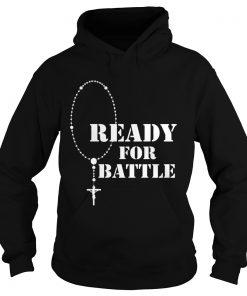 Rosary warrior battle of lepanto rosaries catholic  Hoodie
