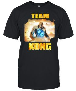 Team Kong The Monster Shirt Classic Men's T-shirt