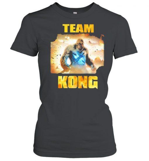 Team Kong The Monster Shirt Classic Women's T-shirt