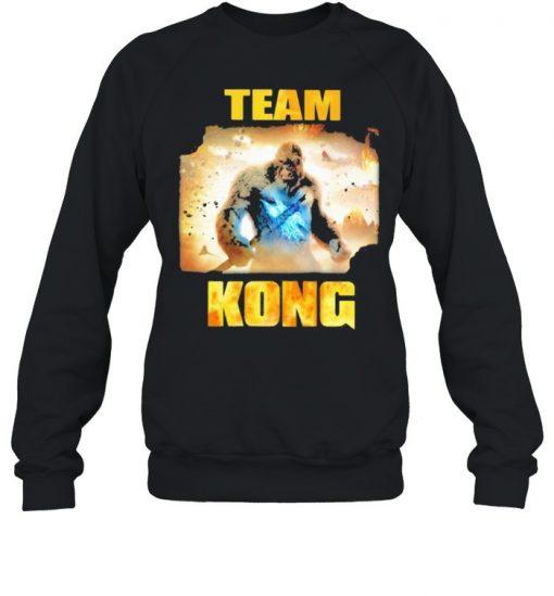 Team Kong The Monster Shirt Unisex Sweatshirt