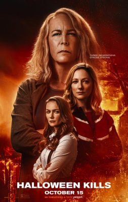 New 'Halloween Kills' Featurette and Posters are Strode Strong