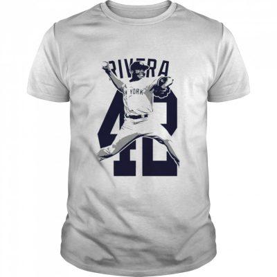 Mariano Rivera New York Yankees shirt